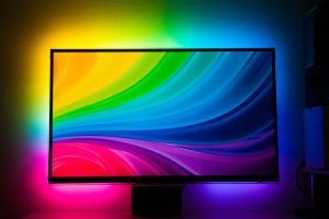 TV Ambilight mit SEDU
